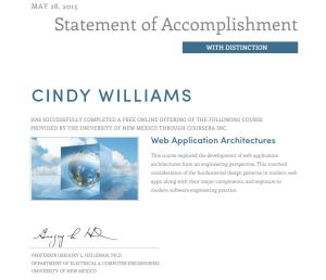 Web Application Architectures